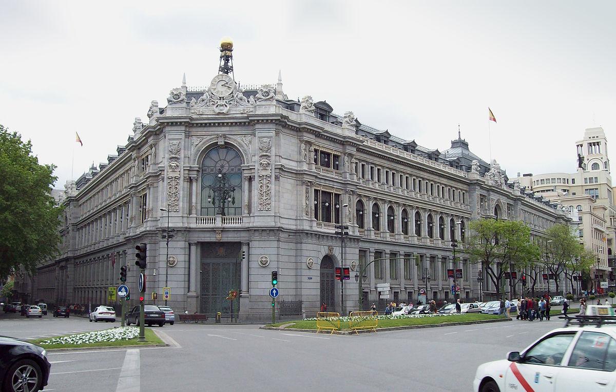 Banco de espa a wikipedia la enciclopedia libre - Montadores de pladur en madrid ...