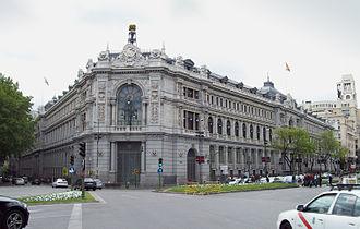 Bank of Spain - Image: Banco de España (Madrid) 06