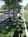 Banco e comissao vs. Namoral FC.jpg