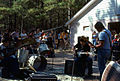 Band playing at Christian Feast of Tabernacles, WCG, Big Sandy, TX 1978.jpg