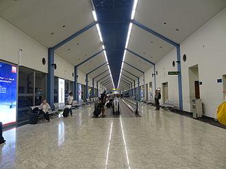 Bandaranaike International Airport - Terminal interior