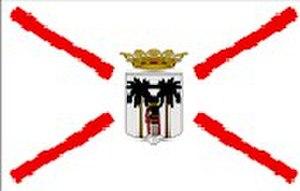 Santa Úrsula - Image: Bandera Santa ursula