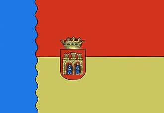 Las Merindades - Flag of Villarcayo