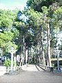 Banyeres. Parc Vil·la Rosario.JPG