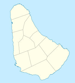 Bridgetown is located in Barbados