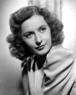 Barbara Stanwyck American actress