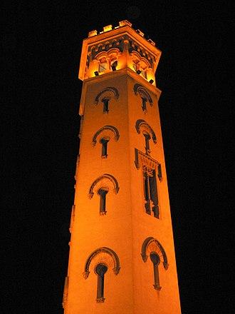 Cornellà de Llobregat - Image: Barcellona Torre della miranda