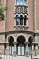 "Barcelona (Eixample). Terrades house aka House of spires (""Casa de les punxes""). 1903-1905. Josep Puig i Cadafalch, architect (19610805625).jpg"