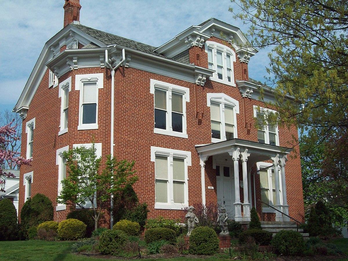 Barclay House Bedford Pennsylvania Wikipedia