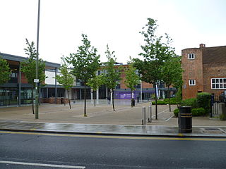 Barnet and Southgate College Further education school in Barnet, Greater London