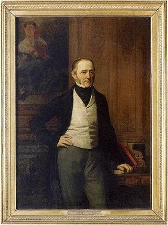 Baron Jean–Henri Hottinguer - Baron Jean-Henri Hottinguer