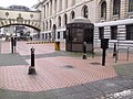Barrier to parking area - near Birmingham Museum & Art Gallery - security - ticket booth (6600505927).jpg