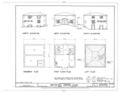 Bartow-Pell Mansion, Carriage House, Shore Road, Pelham Bay Park, Bronx, Bronx County, NY HABS NY,3-BRONX,6A- (sheet 1 of 1).png