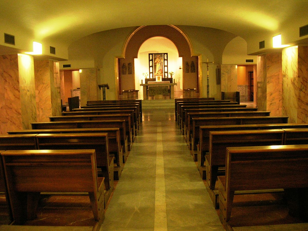 Basilica inferiore di santa rita da cascia wikipedia for Basilica di santa rita da cascia