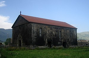 Basilica of the Holy Cross (Aparan, Armenia).jpg