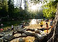 Bathers, Yosemite (44816286481).jpg
