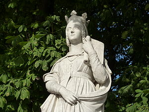Corbie - Image: Bathilde Reine FRANCE