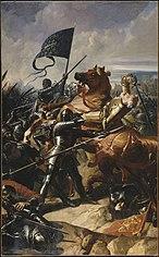 Bataille de Castillon, 17 juillet 1453