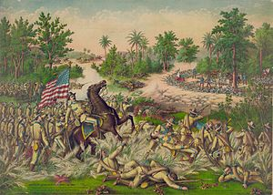 United States Military Government of the Philippine Islands - Battle of Quingua, April 23, 1899 Philippine–American War
