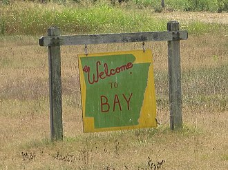 Bay, Arkansas - Image: Bay AR 001