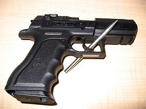 IWI Jericho 941 - Semi-Compact Polymer BE