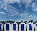 Beach huts at Goodrington Sands - geograph.org.uk - 1505501.jpg