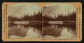 Beautiful Mirror Lake, Yosemite Valley, Cal. U.S.A, by Singley, B. L. (Benjamin Lloyd) 8.png