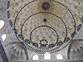 Beautiful dome- ceiling detail in the Juma Mosque (37052145740).jpg