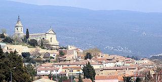Bédoin Commune in Provence-Alpes-Côte dAzur, France
