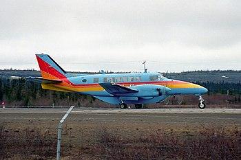 Beech 99 Airliner Air Schefferville AN0048695