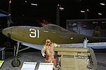 Bell P-39Q Airacobra, National Museum of the US Air Force, Dayton, Ohio, USA. (32243655708).jpg