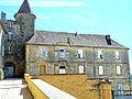Belvès - Ancien collège et maison rue des Templiers.JPG