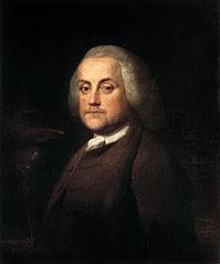 Benjamin Franklin (obraz Wilsona)