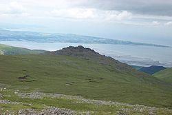 Bera Mawr from the Summit of Yr Aryg - geograph.org.uk - 223084.jpg