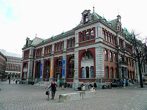 Bergen børs 1862