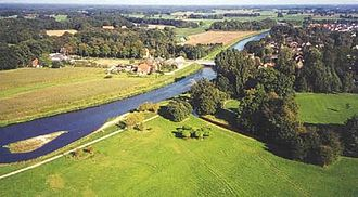 Berkel - The Berkel near Eibergen