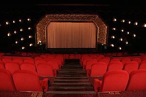 The Rex, Berkhamsted - The Rex auditorium