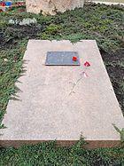 Berlin Friedrichsfelde Zentralfriedhof, Gedenkstätte der Sozialisten (Rondell) - Ulbricht 2