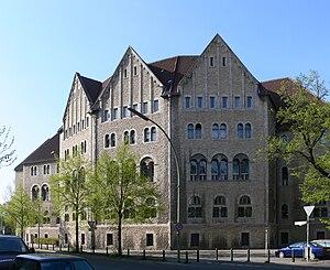 Landgericht Berlin - Landgericht, Tegeler Weg