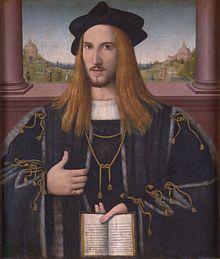 8043e1ff5e6a Alberto III Pio, Prince of Carpi - Wikipedia