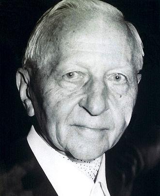 Bernhard Häring - Bernhard Häring (1912-1998)