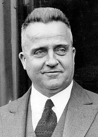 Bertram Stevens (politician) - Stevens in 1939