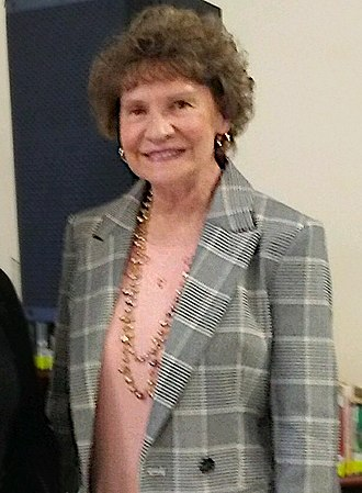 Beverly Lewis - Beverly Lewis at a book signing at Eckhart Public Library, Auburn, Indiana, on April 12, 2018.