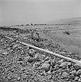 Bevloeiingswerken bij de kibboets Hakuk bij het Meer van Tiberias Waterleidings, Bestanddeelnr 255-4799.jpg