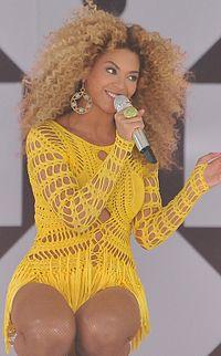 Beyoncé Knowles GMA 2011 cropped