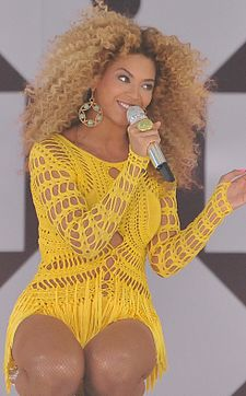 Beyonce was named by Billboard the most successful female act of the 2000s. Beyonce Knowles GMA 2011 cropped.jpg