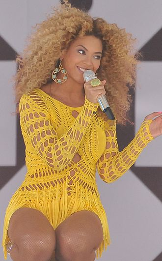 Contemporary R&B - Beyoncé was named by Billboard the most successful female act of the 2000s.