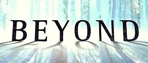 Beyond (2017 TV series) - Image: Beyond Logo