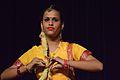 Bharatanatyam - Opening Ceremony - Wiki Conference India - CGC - Mohali 2016-08-05 6522.JPG