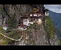 """Bhutan - Taktsang Monastery """"Tiger´s nest"""" (6581774939).jpg"""